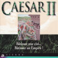 Caesar II DOS Other Jewel Case - Front
