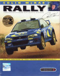 Colin McRae Rally Windows Front Cover