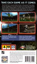 World Tour Soccer PSP Back Cover