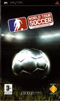 World Tour Soccer PSP Front Cover