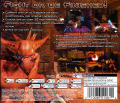 Quake III: Arena Dreamcast Back Cover