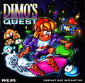 Dimo's Quest CD-i Front Cover