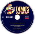 Dimo's Quest CD-i Media