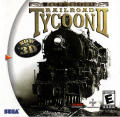 Railroad Tycoon II Dreamcast Front Cover