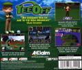 Tee Off Dreamcast Back Cover