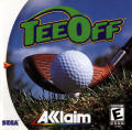 Tee Off Dreamcast Front Cover