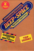 Deep Space: Operation Copernicus DOS Front Cover