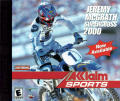 Dave Mirra Freestyle BMX Dreamcast Inside Cover Inlay