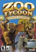 Zoo Tycoon Complete Collection Windows Front Cover
