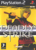 Deadly Strike PlayStation 2 Front Cover