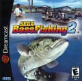 SEGA Bass Fishing 2 Dreamcast Front Cover