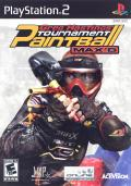 Greg Hastings' Tournament Paintball Max'd PlayStation 2 Front Cover