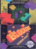 Blockout Genesis Front Cover