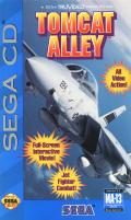 Tomcat Alley SEGA CD Front Cover