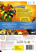 Batman: The Brave and The Bold - The Videogame Wii Back Cover
