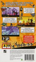 Patapon PSP Back Cover