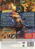 Asterix and Obelix: Kick Buttix PlayStation 2 Back Cover