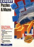 Expert Puzzles & Mazes DOS Front Cover