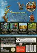 Disney's Extreme Skate Adventure GameCube Back Cover