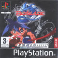 Beyblade PlayStation Front Cover