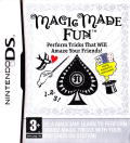 Master of Illusion Nintendo DS Front Cover