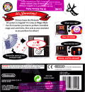Master of Illusion Nintendo DS Back Cover