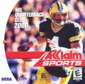 NFL Quarterback Club 2000 Dreamcast Front Cover