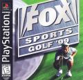 Fox Sports Golf '99 PlayStation Front Cover