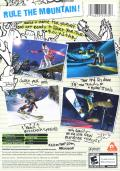 SSX on Tour Xbox Back Cover