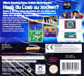 Midnight Play! Pack Nintendo DS Back Cover