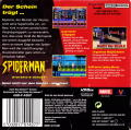 Spider-Man: Mysterio's Menace Game Boy Advance Back Cover