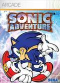 Sonic Adventure Xbox 360 Front Cover