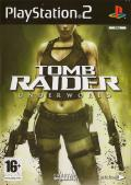 Tomb Raider: Underworld PlayStation 2 Front Cover