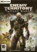 Enemy Territory: Quake Wars Windows Front Cover