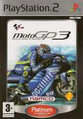 MotoGP 3 PlayStation 2 Front Cover