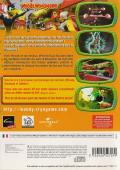 Woody Woodpecker: Escape from Buzz Buzzard Park PlayStation 2 Back Cover