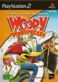 Woody Woodpecker: Escape from Buzz Buzzard Park PlayStation 2 Front Cover