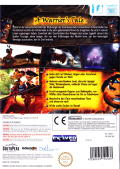 Brave: The Search for Spirit Dancer Wii Back Cover
