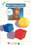 ALF's Thinking Skills DOS Front Cover