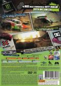 DiRT 2 Windows Back Cover