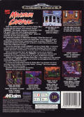 Spider-Man & Venom: Maximum Carnage Genesis Back Cover