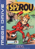 Spirou Genesis Front Cover
