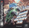 Dare Devil Derby 3D PlayStation Front Cover