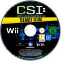 CSI: Crime Scene Investigation - Deadly Intent Wii Media