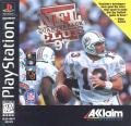 NFL Quarterback Club 97 PlayStation Front Cover