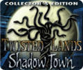 Twisted Lands: Shadow Town (Collector's Edition) Macintosh Front Cover