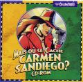 Where in the World is Carmen Sandiego? (CD-ROM) Windows 3.x Other Jewel Case - Front