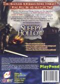 Mystery Legends: Sleepy Hollow Windows Back Cover