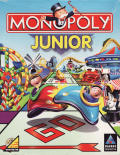 Monopoly Junior Windows Front Cover
