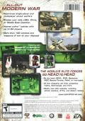 Battlefield 2 (Deluxe Edition) Windows Back Cover